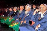 Turkmen tribal leaders