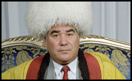 Saparmuat Niyazov